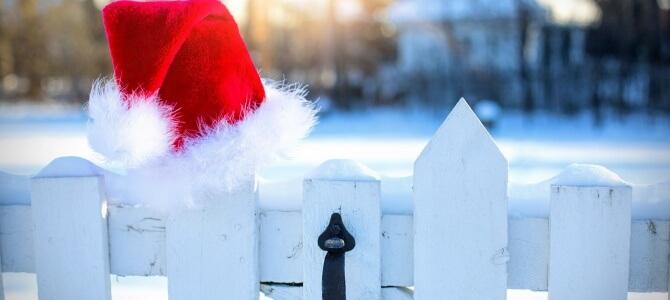 Na święta zarób dużo, jako święty Mikołaj